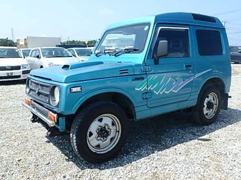 1992 Suzuki Samurai for sale in Houston, TX