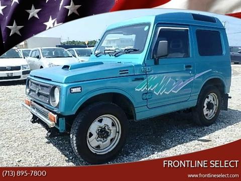 1992 Suzuki Samurai for sale in Houston, TX