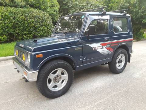 1989 Suzuki Samurai for sale in Houston, TX