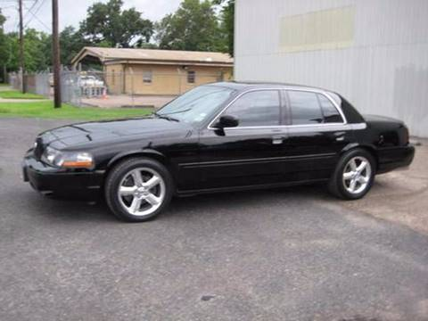 2003 Mercury Marauder for sale in Houston, TX