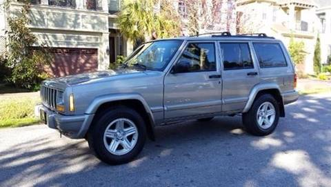 2001 Jeep Cherokee for sale in Houston, TX