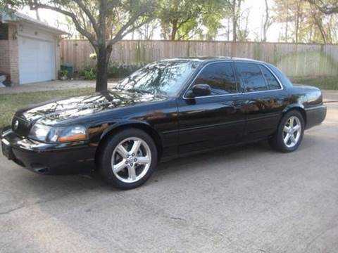 2004 Mercury Marauder for sale in Houston, TX