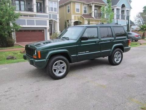 2001 jeep cherokee for sale in texas. Black Bedroom Furniture Sets. Home Design Ideas