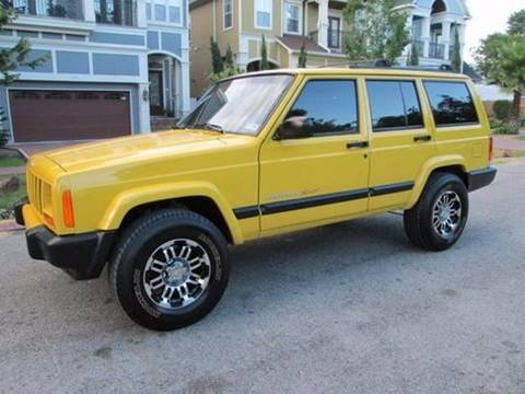 1984 jeep grand cherokee mpg