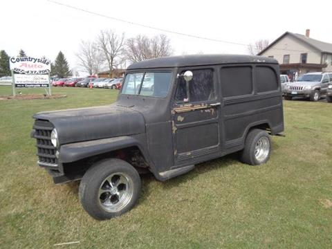 1951 Jeep Wagoneer for sale in Austin, MN