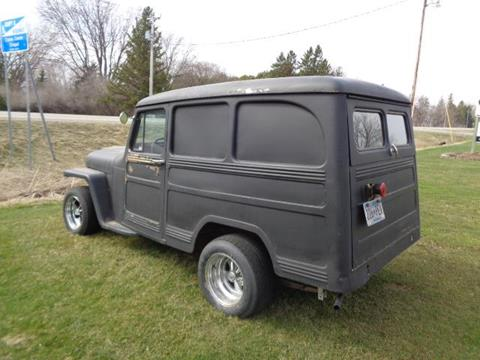 1951 Jeep Wagoneer