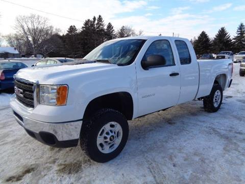 2011 GMC Sierra 2500HD for sale in Austin, MN