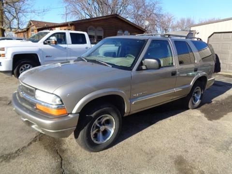 2005 Chevrolet Blazer for sale in Austin, MN