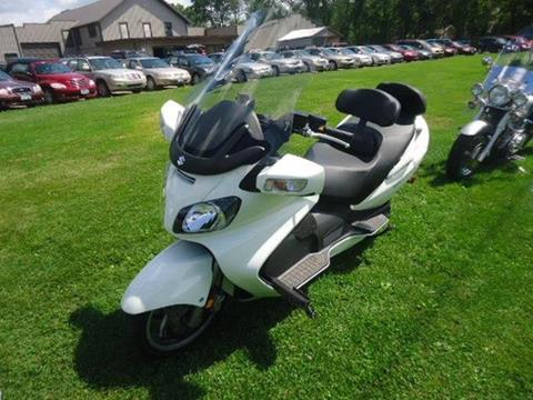 2009 Suzuki Burgman for sale at COUNTRYSIDE AUTO INC in Austin MN