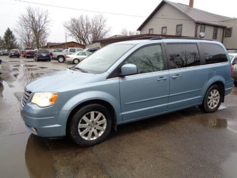 2008 Chrysler Town and Country Touring for sale at COUNTRYSIDE AUTO INC in Austin MN
