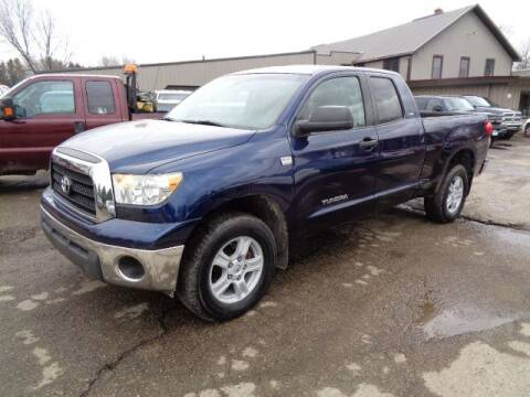 2007 Toyota Tundra SR5 for sale at COUNTRYSIDE AUTO INC in Austin MN
