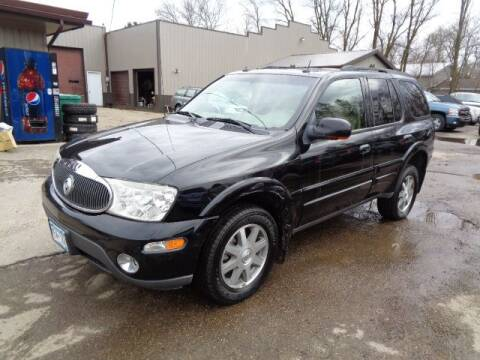 2004 Buick Rainier CXL Plus for sale at COUNTRYSIDE AUTO INC in Austin MN
