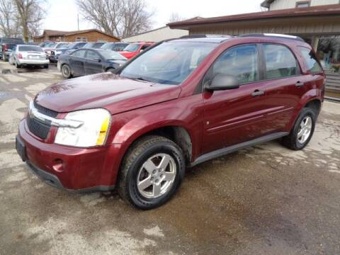 2008 Chevrolet Equinox LS for sale at COUNTRYSIDE AUTO INC in Austin MN