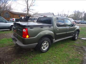 2002 Ford Explorer Sport Trac for sale in Austin, MN