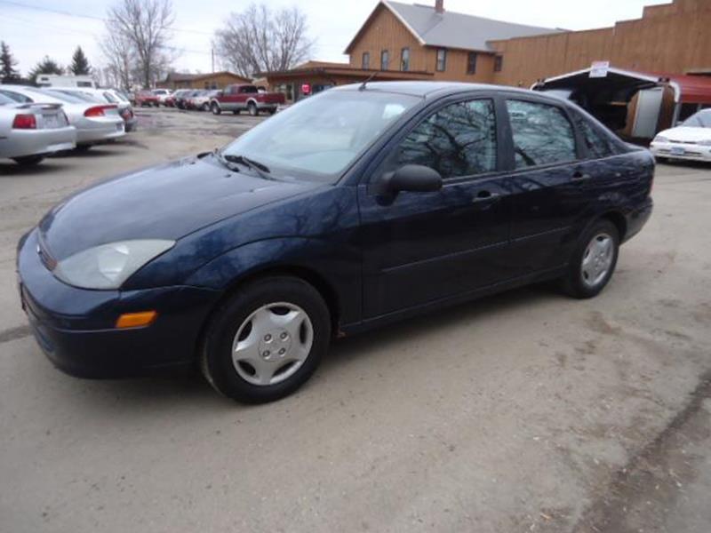 2003 ford focus lx sedan