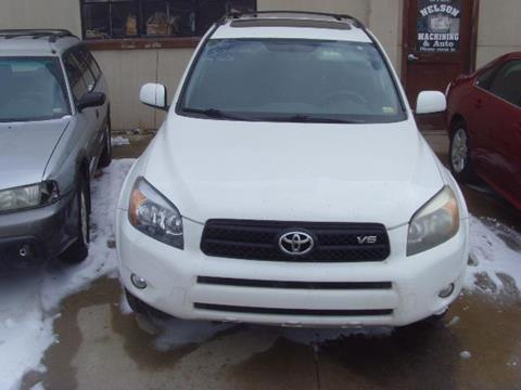 2006 Toyota RAV4 for sale in Austin, MN