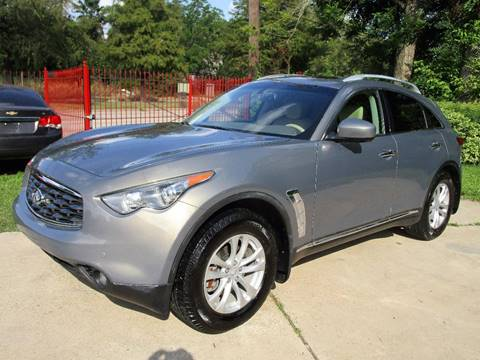 2011 Infiniti FX35 for sale in Houston, TX