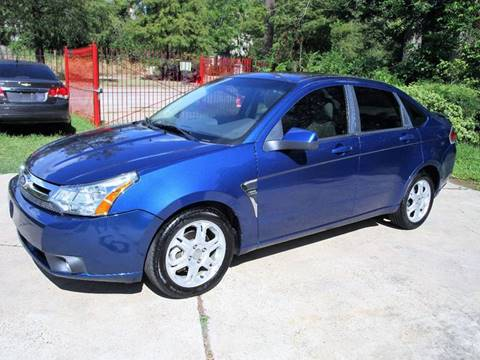 2008 Ford Focus for sale in Houston, TX