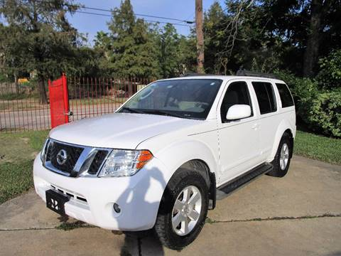 2011 Nissan Pathfinder for sale in Houston, TX