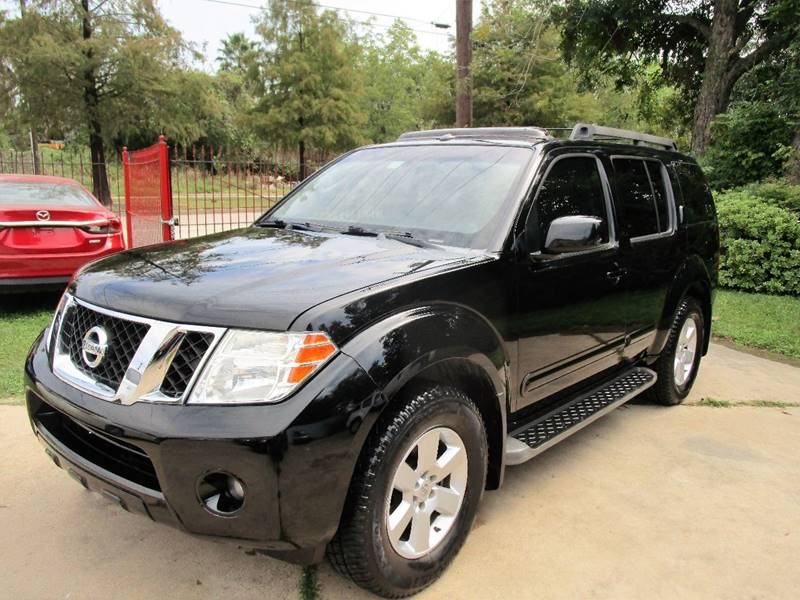 2008 Nissan Pathfinder 4x2 SE 4dr SUV   Houston TX