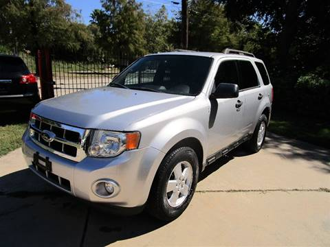 2011 Ford Escape for sale in Houston, TX