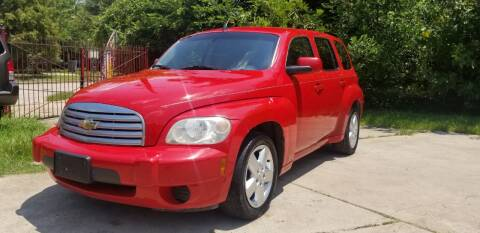 Used Chevrolet Hhr For Sale In Houston Tx Carsforsale Com