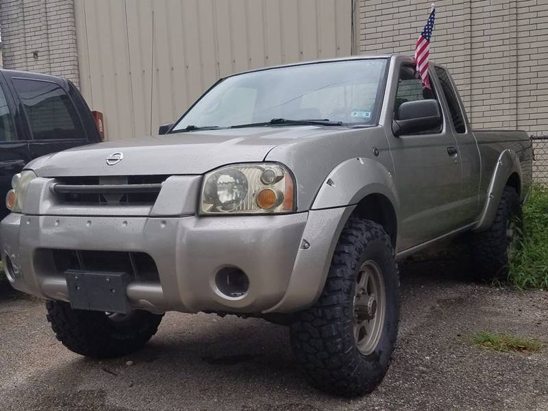2003 Nissan Frontier 2dr King Cab SC-V6 4WD SB In Houston TX - Green ...
