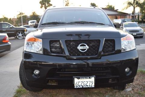 2008 Nissan Armada for sale in Santa Ana, CA