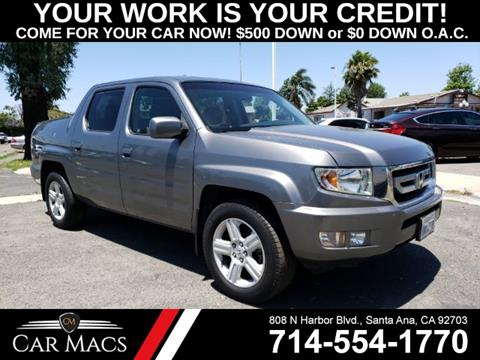 2009 Honda Ridgeline for sale in Santa Ana, CA