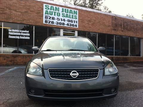 2005 Nissan Altima for sale in Newton, NC