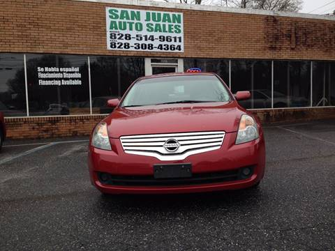 2009 Nissan Altima for sale in Newton, NC