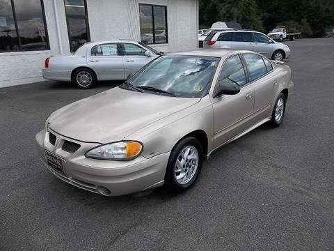 2003 Pontiac Grand Am for sale in Galax, VA