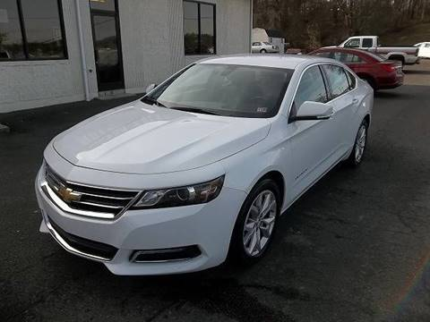 2019 Chevrolet Impala LT for sale at MINK MOTOR SALES INC in Galax VA