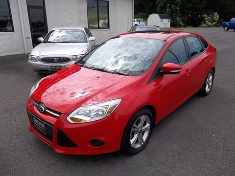 2014 Ford Focus for sale in Galax, VA