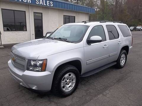 2013 Chevrolet Tahoe for sale in Galax, VA