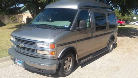 2000 Chevrolet Express  for sale in Big Spring, TX