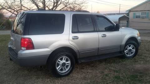 2003 Ford Expedition for sale in Big Spring, TX