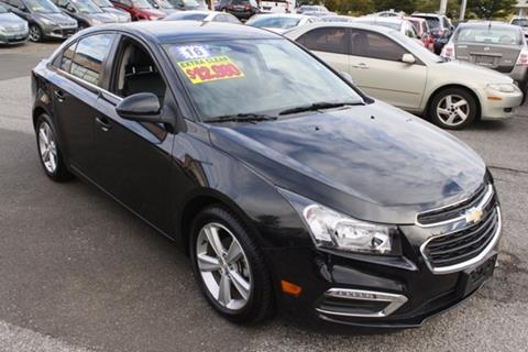 2016 Chevrolet Cruze Limited for sale in Milford, CT