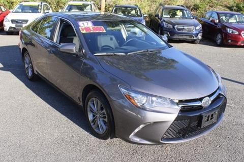 2017 Toyota Camry for sale in Milford, CT