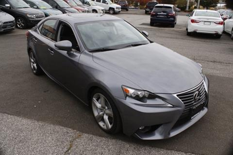 2015 Lexus IS 350 for sale in Milford, CT