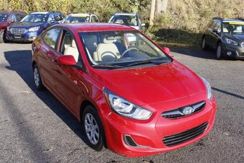 2012 Hyundai Accent for sale in Milford, CT