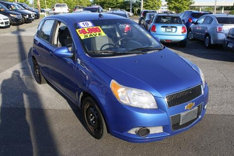 Chevrolet Aveo For Sale In Connecticut Carsforsale