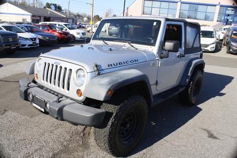 2012 Jeep Wrangler for sale in Milford, CT