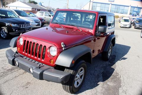 2013 Jeep Wrangler for sale in Milford, CT