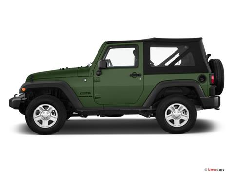 2011 Jeep Wrangler for sale in Milford, CT