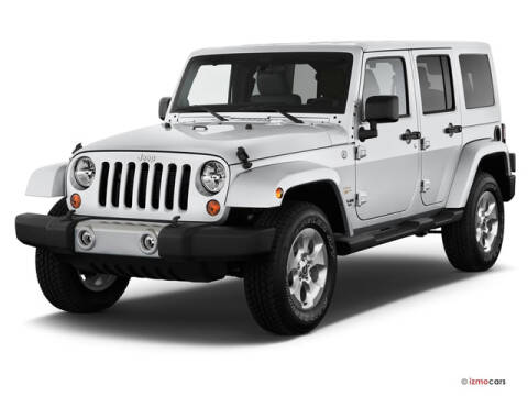 2014 Jeep Wrangler Unlimited for sale in Milford, CT