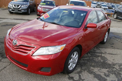 2010 Toyota Camry for sale in Milford, CT