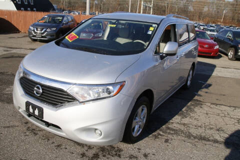 2016 Nissan Quest for sale in Milford, CT