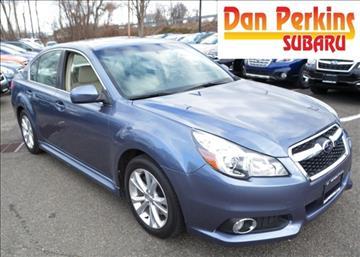 2013 Subaru Legacy for sale in Milford, CT