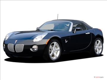 2006 Pontiac Solstice for sale in Milford, CT